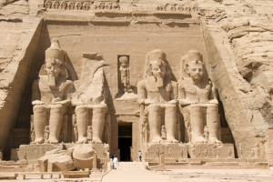 TR-0002 Abu Simbel temple of Rameses 11