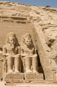 TR-0003 Abu Simbel temple of Rameses 11