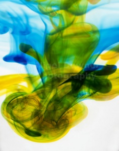 AB-0051 Liquid sculpture abstract