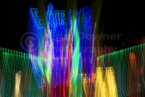 AB-0055 Extreme light abstract