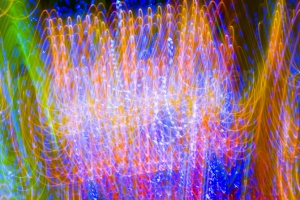 AB-0056 Extreme light abstract