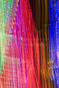 AB-0060 Fairground light trails abstract